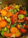 tomato and eggplant stew