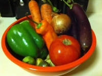 Oct 15 coop veggies
