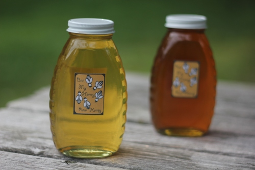 honey from Bee My Honey Apiary new basswood honey available for order now! Lighter in color and delicate in flavor