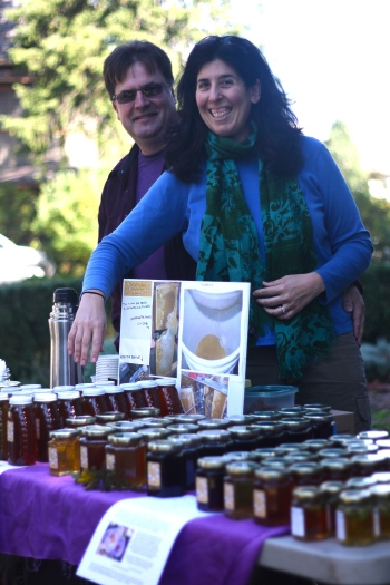 Bee my Honey Apiary with their variety of honey products