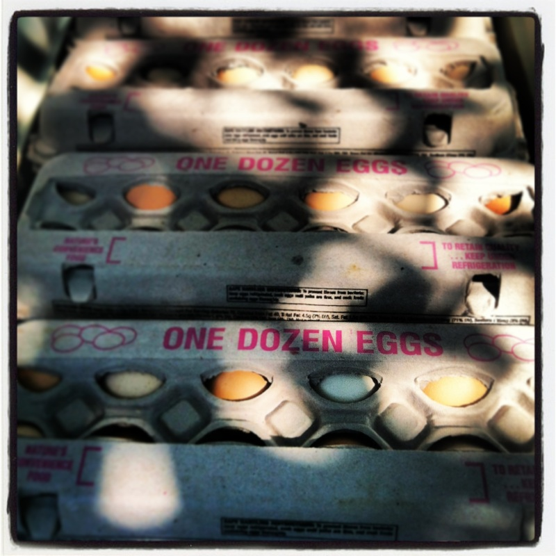 Havenwood Farm Eggs the farm will be limiting orders to 2 dozen per family during the molting season when production is low.
