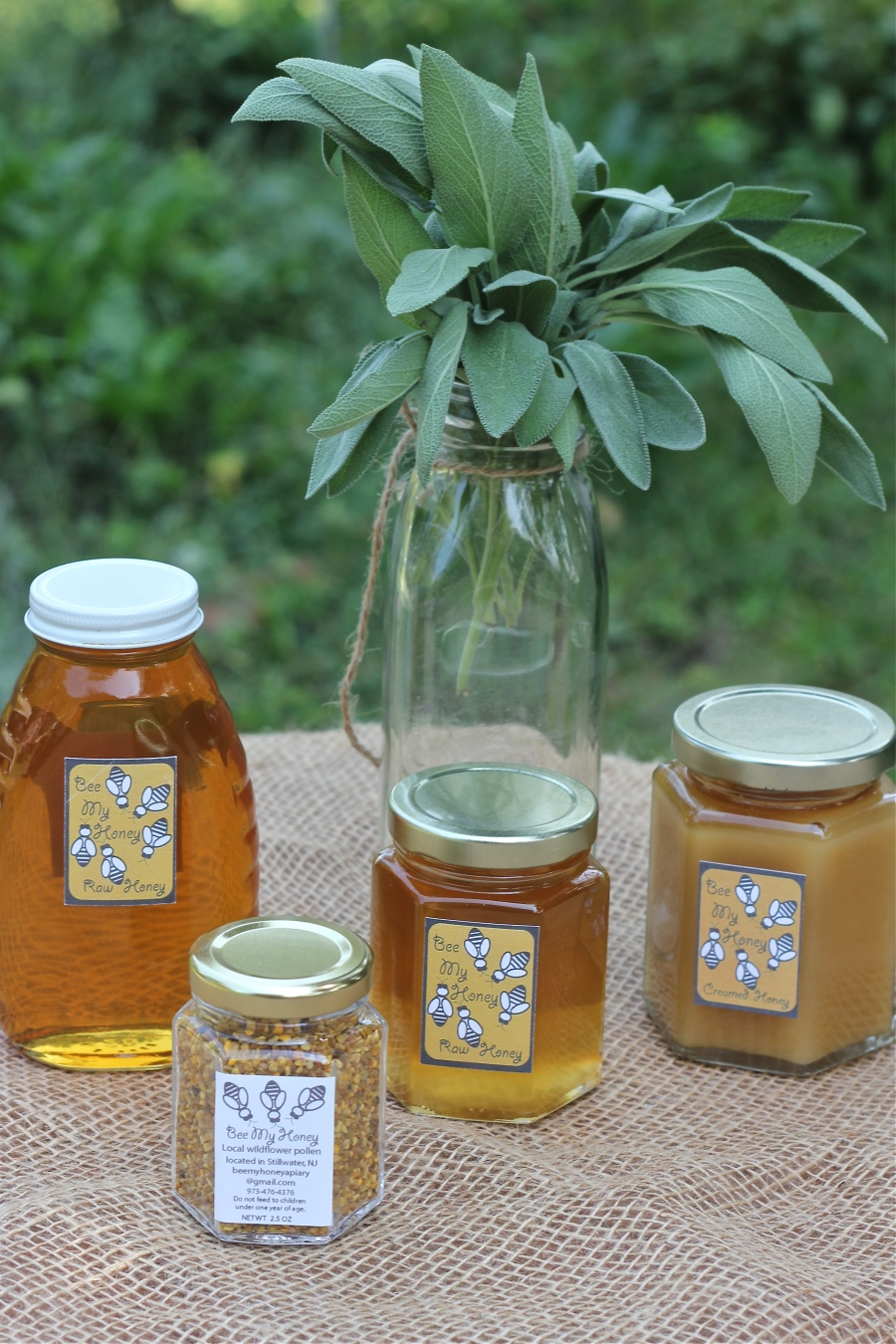 Bee My Honey Apiary products