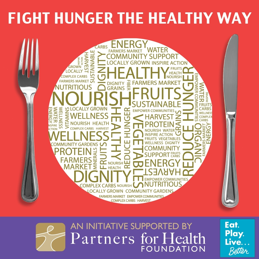 Campaign logo - Fight Hunger